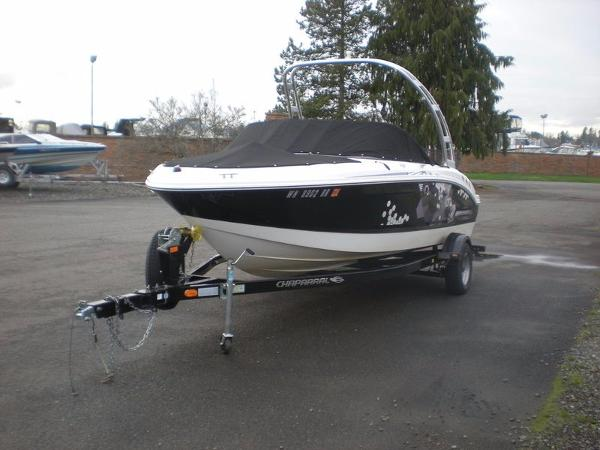 2012 Chaparral 19 H2O Sport