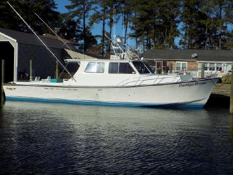 2005 Evans 50 Starboard View