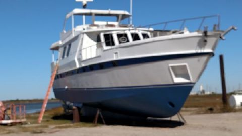 1995 De Groot 20 Meter Holland Craft