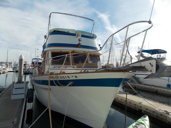 1979 chb trawler