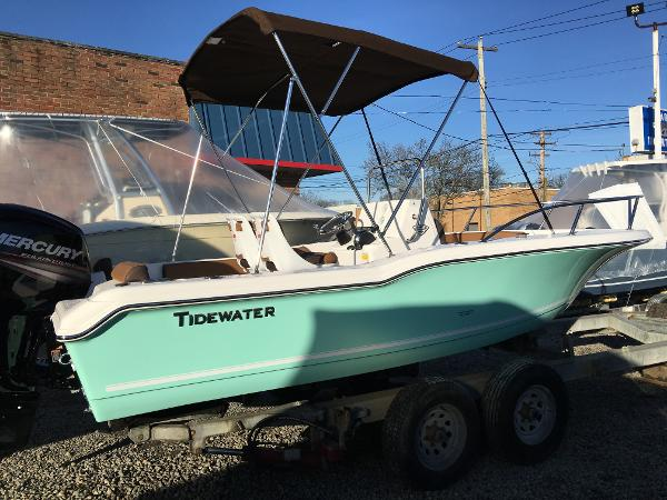 2017 Tidewater 180 Cc 18 Foot 2017 Motor Boat In Seaford