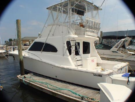 2005 Luhrs 38 Convertible full view port