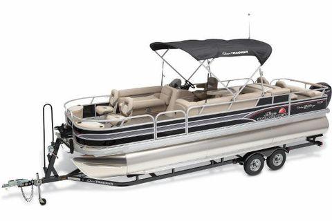 2015 Sun Tracker Fishin Barge 24 XP3