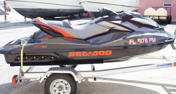 2013 Sea Doo gti 155