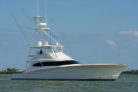 2008 Bayliss Custom Carolina Sportfish Stbd Profile