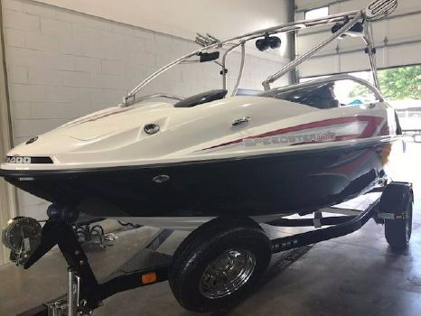 2008 Sea-Doo Sport Boats SPEEDSTER 430 WAKE
