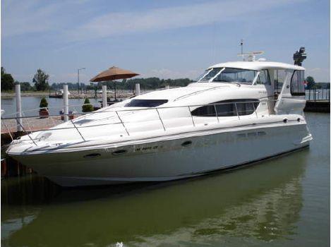 2002 Sea Ray 480 MY