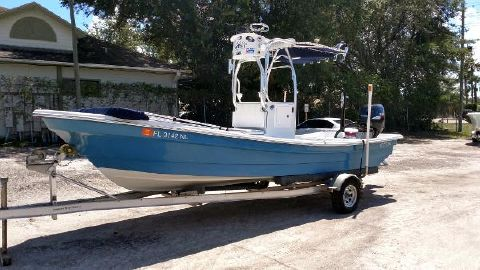 2007 Andros Boatworks 22 Bonefish