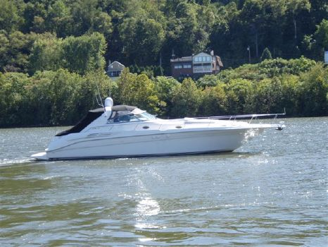 1998 Sea Ray 450 Sundancer
