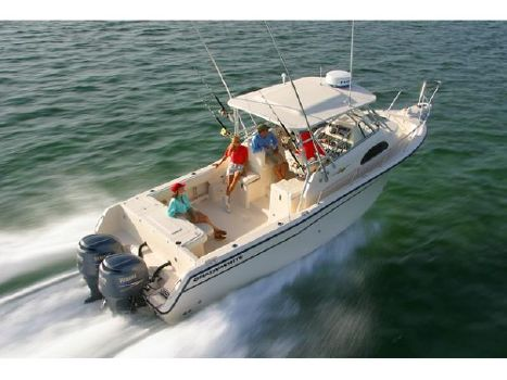 2007 Grady-White Marlin 300 Manufacturer Provided Image