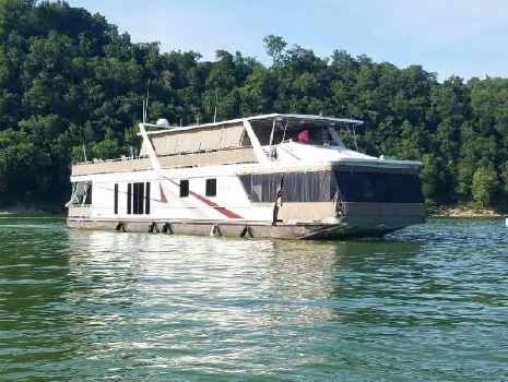 2001 Sumerset Houseboats 18x87