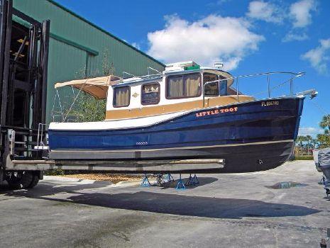2015 Ranger Tugs R 25 SC Profile Starboard