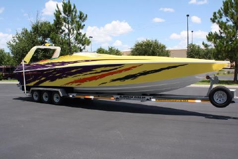 1997 Sonic 386 Sts