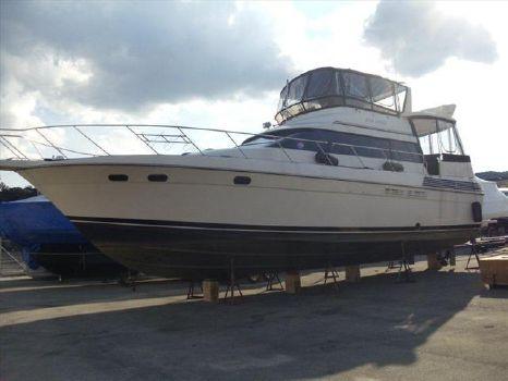 1990 Silverton Yacht 46 Aft Cabin