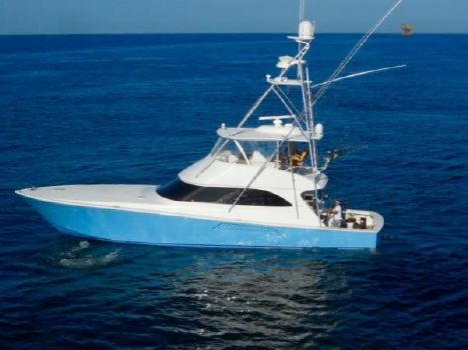 2013 Viking Yachts 60 Sport Fish