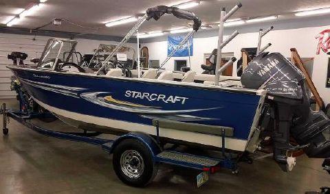 2012 Starcraft 196 Fishmaster