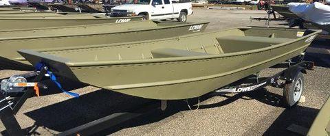 2018 Lowe 1436 Jon Boat