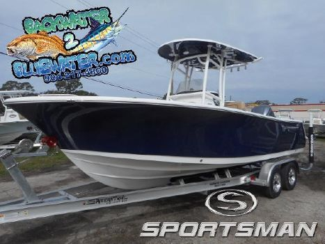 2019 SPORTSMAN Heritage 231 Center Console