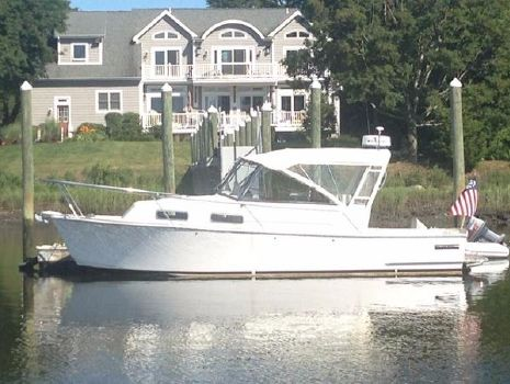 2001 Legacy Boat Express Profile