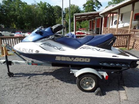 2005 Sea-Doo GTX 4-TEC  Supercharged