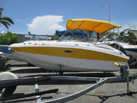 2012 Hurricane 2000 Sun Deck