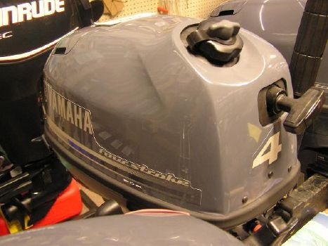 2011 Yamaha F4SMHA