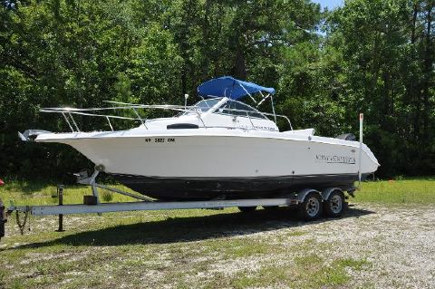1995 Wellcraft Coastal 238