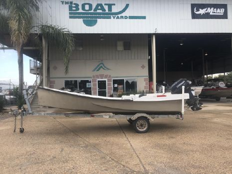 1995 Cottonmouth 15' Skiff