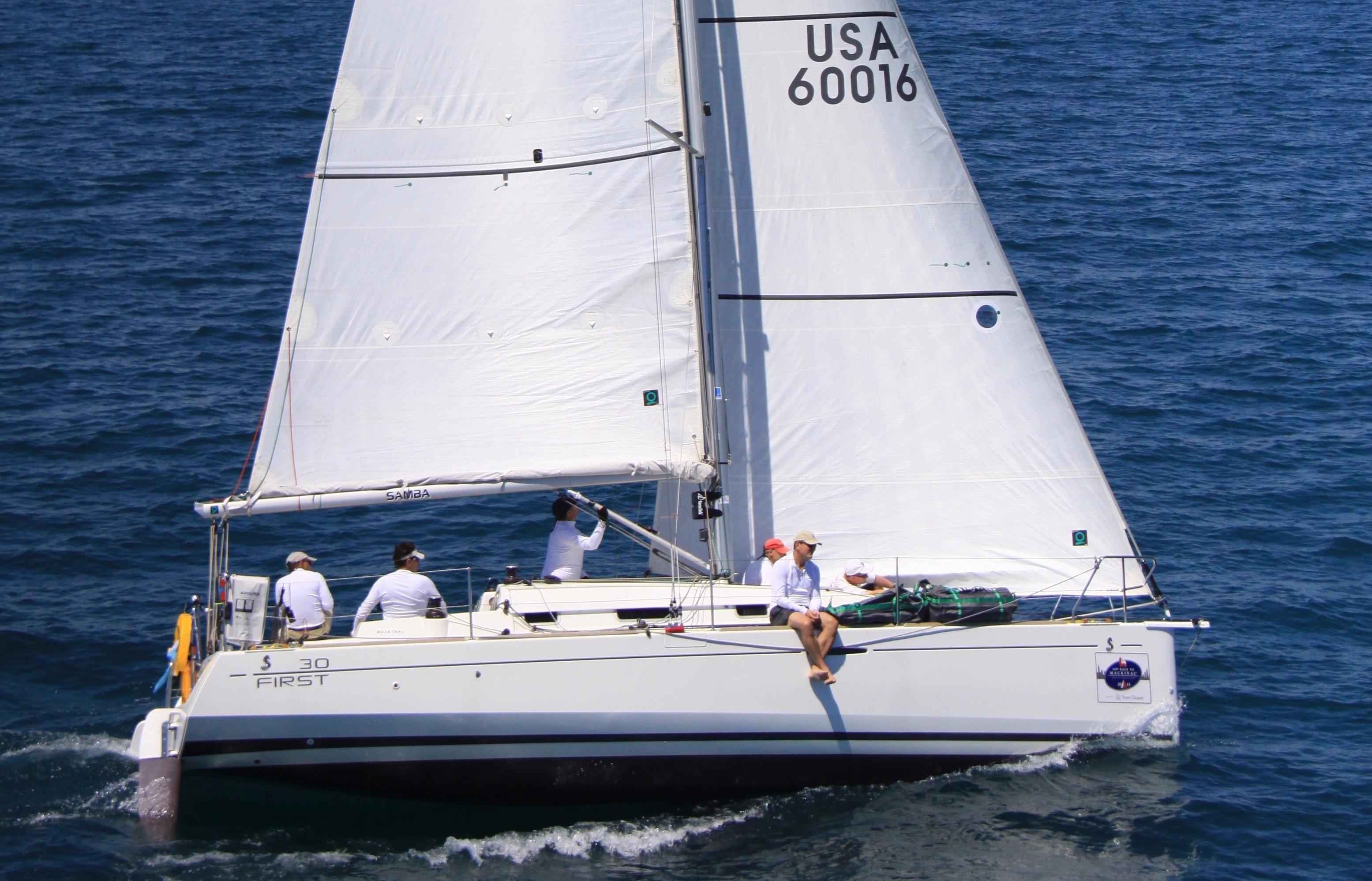 2011 Beneteau USA First 30 and Trailer