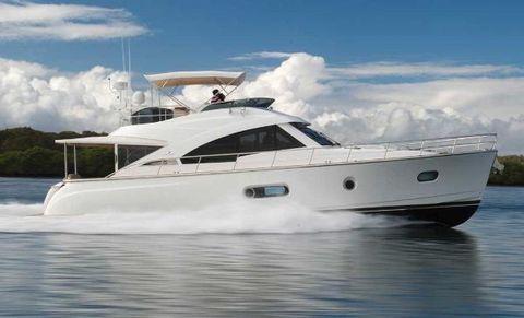 2017 Riviera Belize 54 Daybridge Sister Ship