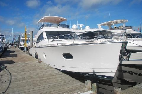 2017 Riviera Belize 54 Daybridge Sister Ship