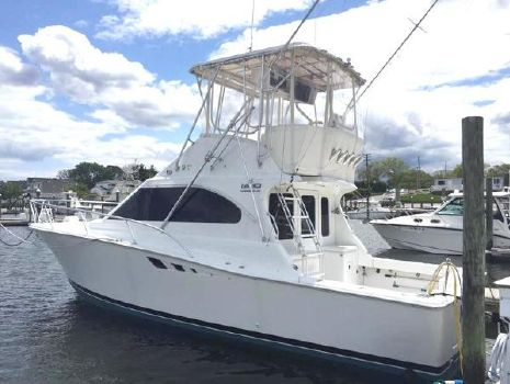 1995 Luhrs 350 Tournament
