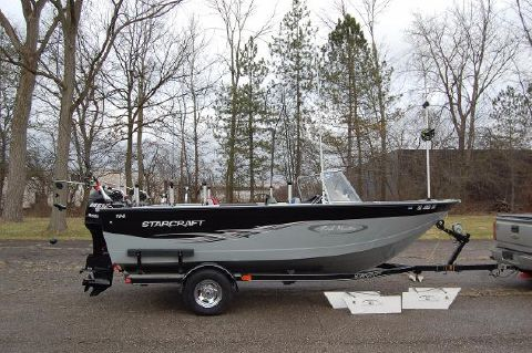 2008 Starcraft Fishmaster 196