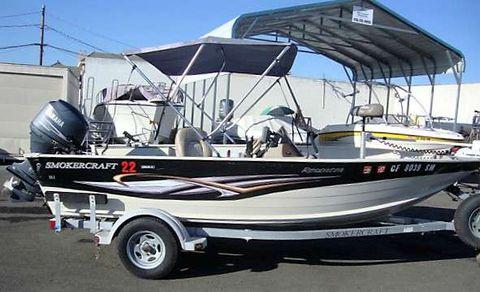 2006 Smoker-craft 161 Resorter