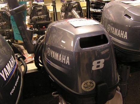 2013 Yamaha F8msh