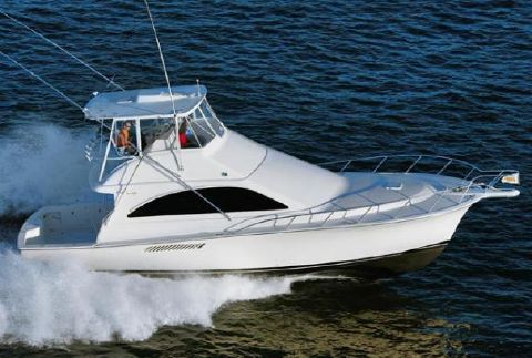 2014 Ocean Yachts 46 Super Sport Manufacturer Provided Image