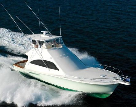 2015 Ocean Yachts 58 Super Sport