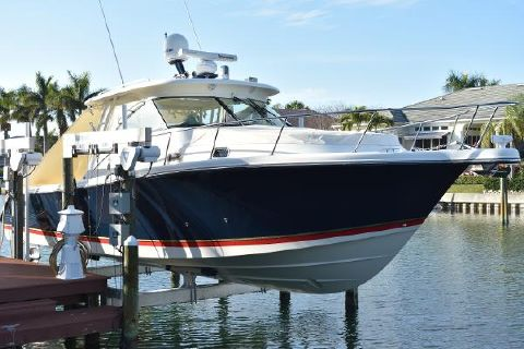 2009 Pursuit OS 375 Offshore