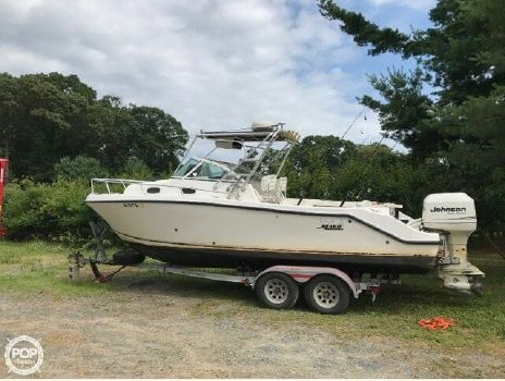 1998 Mako 2508 Walk Around 1998 Mako 25 for sale in Patchogue, NY