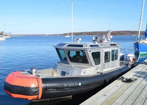 2006 SAFE Boats 25 Full Cabin