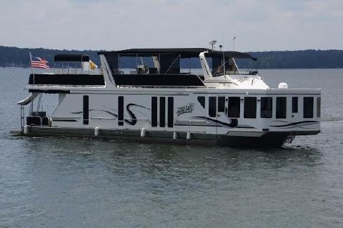2006 Lakeview Yachts 16x70