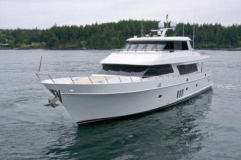 2012 Ocean Alexander Skylounge Motoryacht
