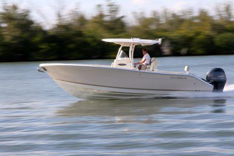 2017 Cobia Boats 277CC