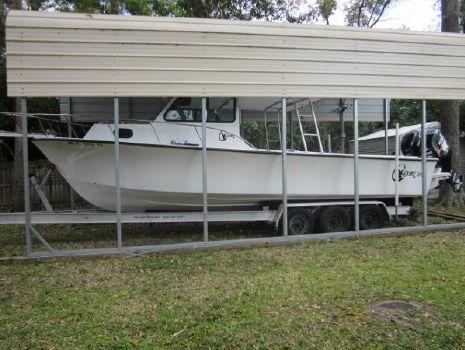2011 C-hawk Boats 29 Sport Cabin