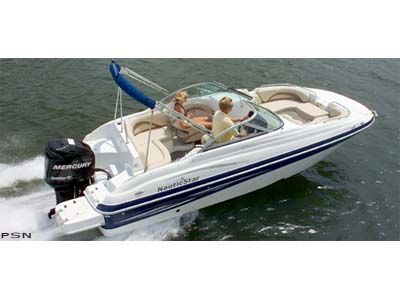 2008 Nautic Star 210 DC OB Sport Deck