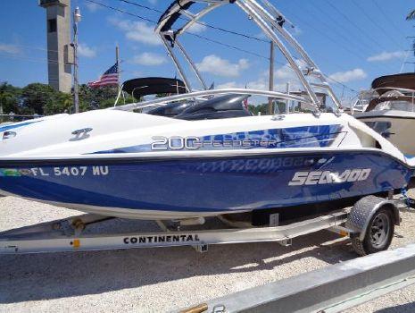 2007 Sea-Doo 200 SPEEDSTER 310