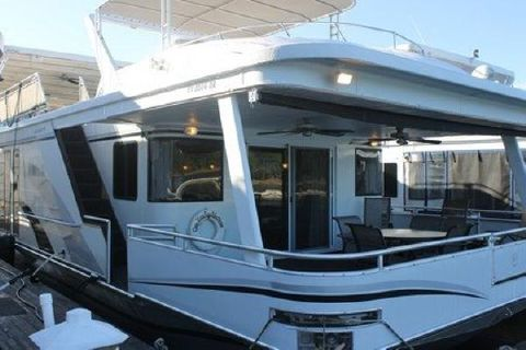 2002 Sumerset Houseboats 20' x 100' Widebody