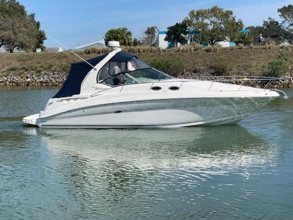 2006 Sea Ray 320 Sundancer Starboard Profile