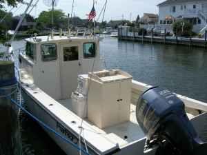 2005 Parker 2520 SL Custom