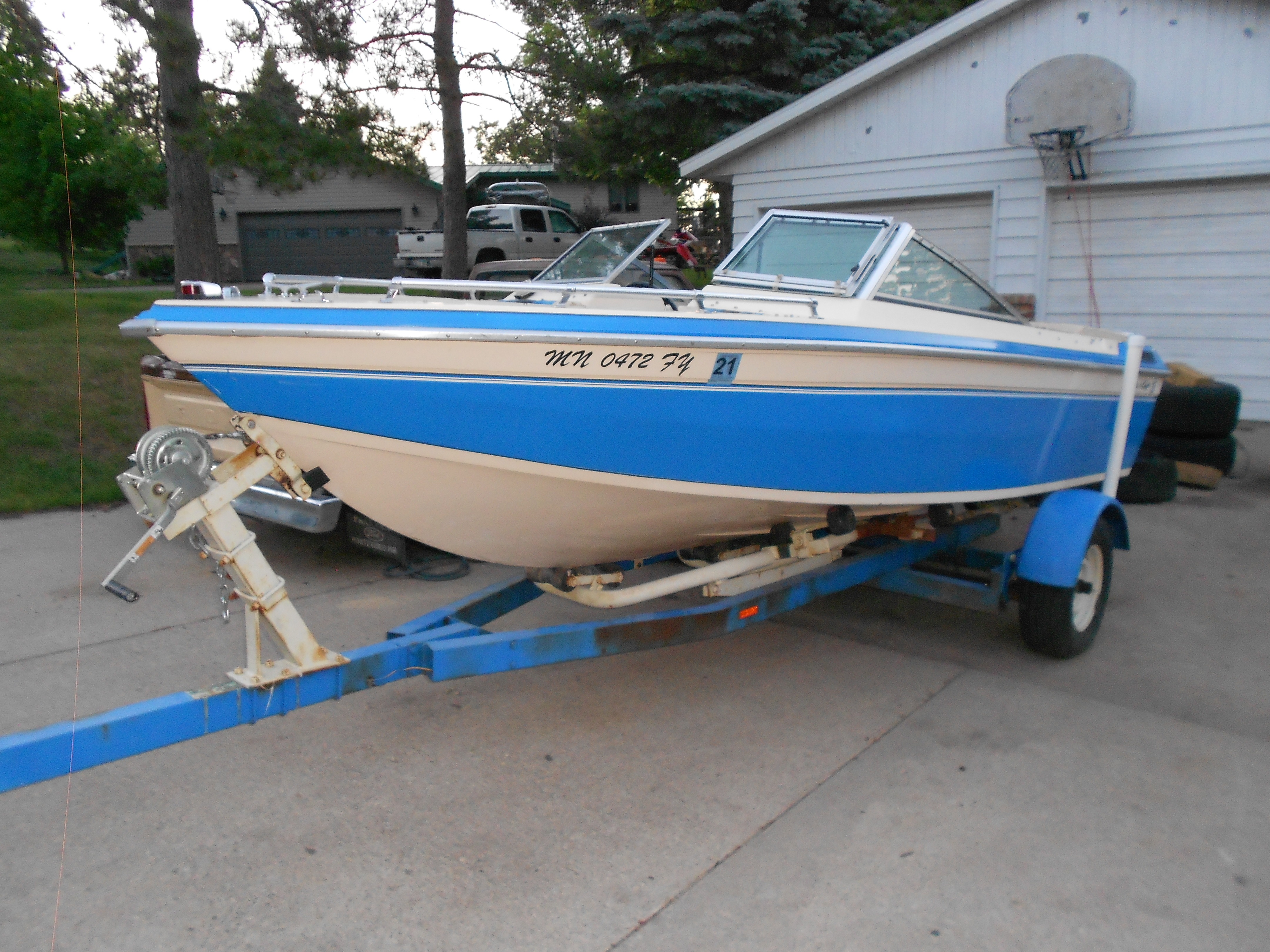 Check out this 1985 Chris-Craft Scorpion 168 on Boattrader com